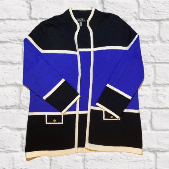 Mary Quant Mondrian inspired jacket top